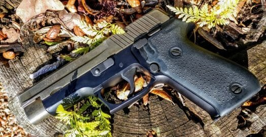 Sig Sauer P220 Review 9mm