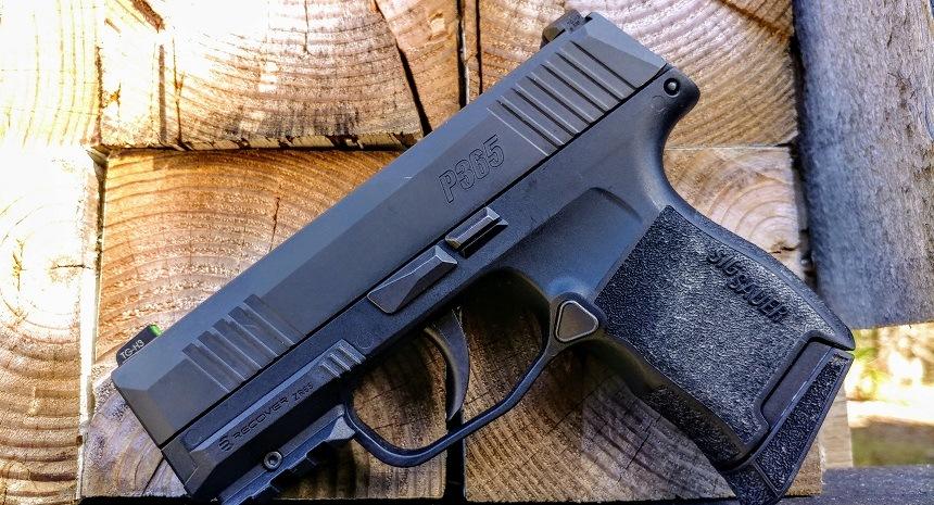 Sig Sauer P365 Pistol Review: Price, Specs, Reliability