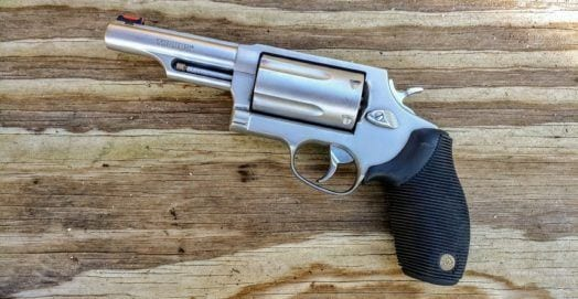 Taurus Judge Review