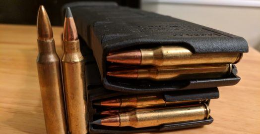5.56 NATO versus .223 Remington - steel verus brass ammo