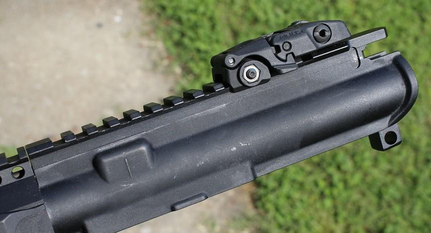 AR-15 Flat Top Upper