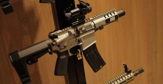 AR-15 Lower Receivers