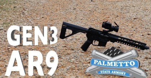 Palmetto State Armory G3 9MM