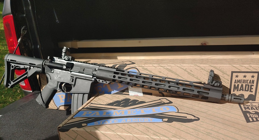 Palmetto State Armory AR15