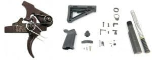 Geiselle 2 Stage and parts plus ar-15 trigger