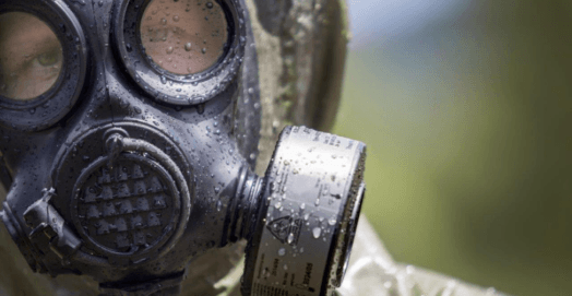 MIRA CM-7M Gas Mask review