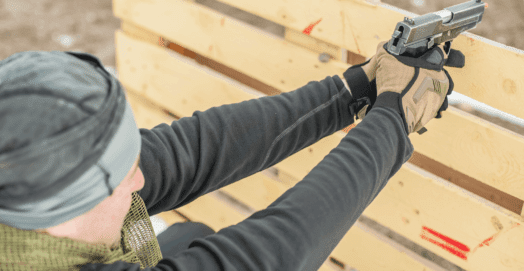 The best tactical gloves for shooting