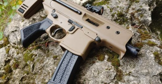 Sig MPX Copperhead review