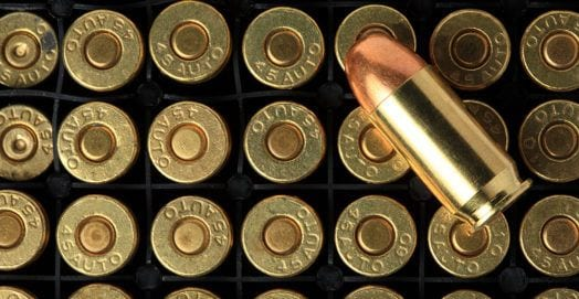 The Best  45 ACP Ammo That Will Stay Reliable In Any Situation -