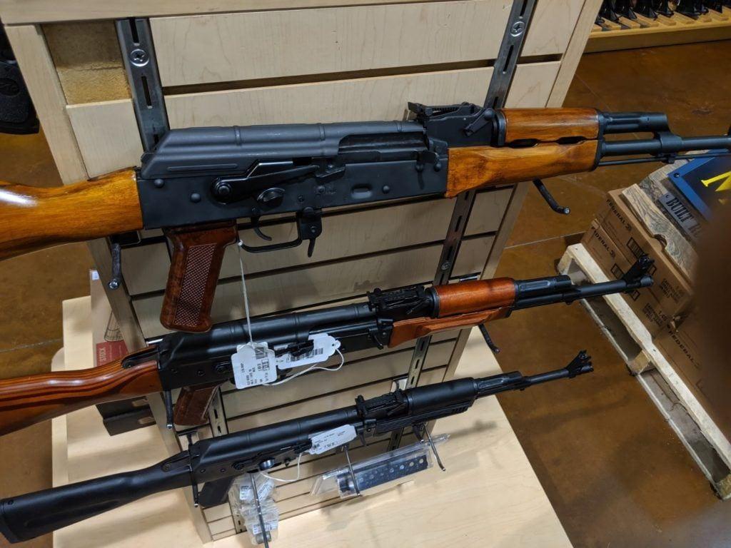 AK47 Variants