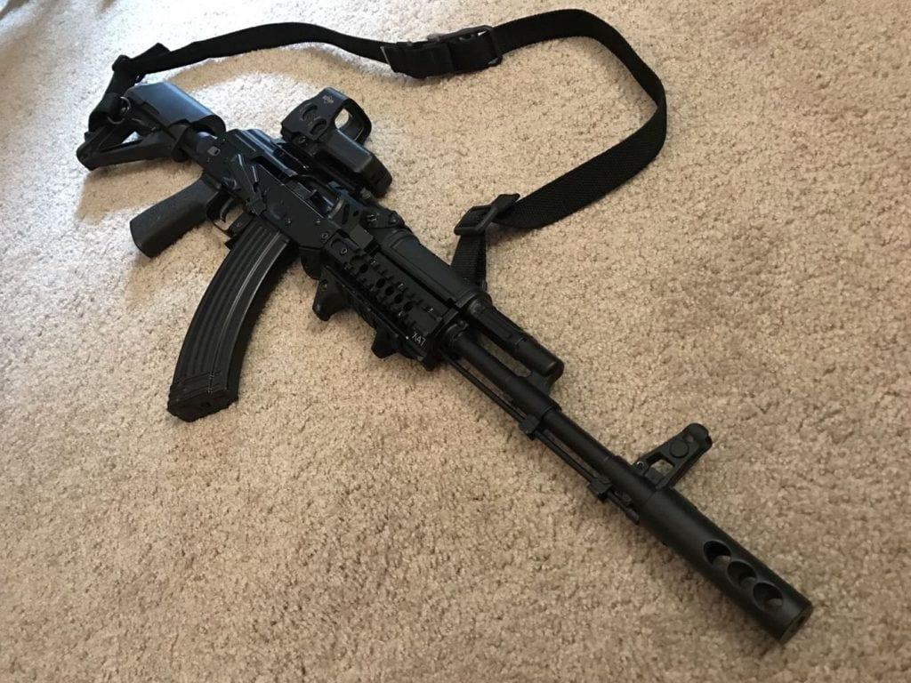 Arsenal SLR Series AK47 Variant