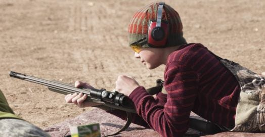 Best rifles for kids