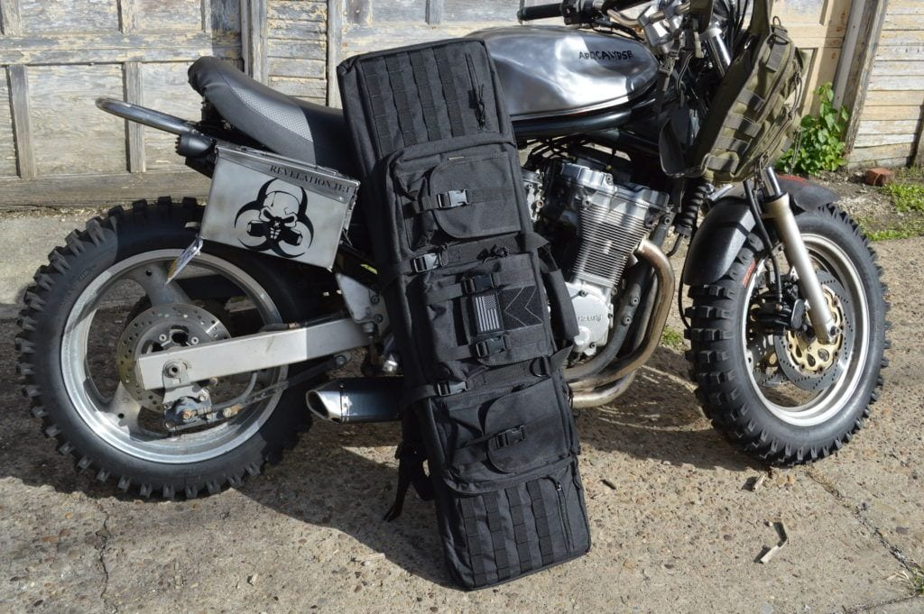 3V gear gun case