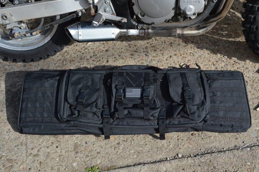 Ranger 42 Double Padded Gun Case