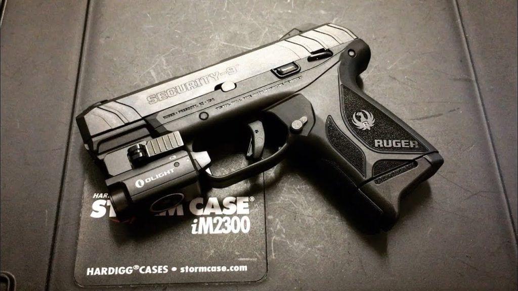 Affordable Ruger Security 9mm Pistol