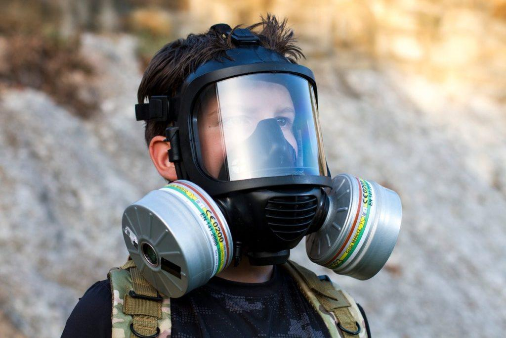 MIRA Safety Gas Mask