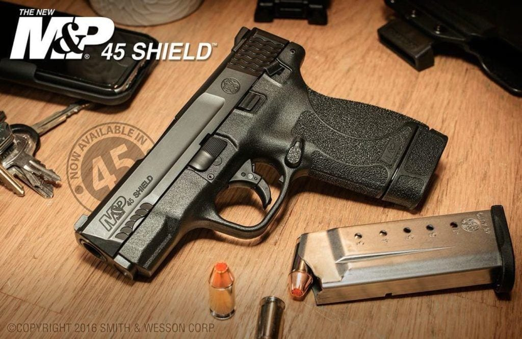 shield cheap .45 acp