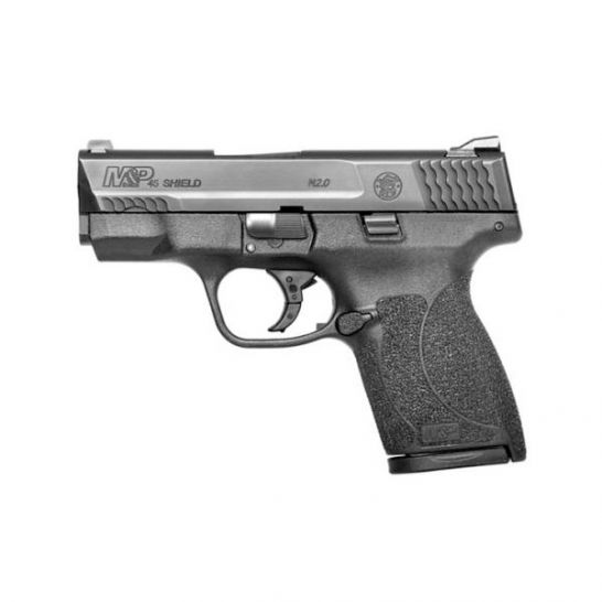 smith and wesson m&p shield best subcompact .45 handgun
