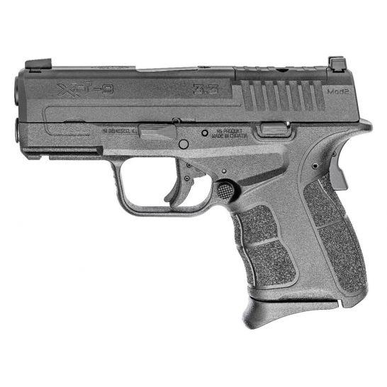 Springfield armory xds mod 2 best subcompact .45 handgun