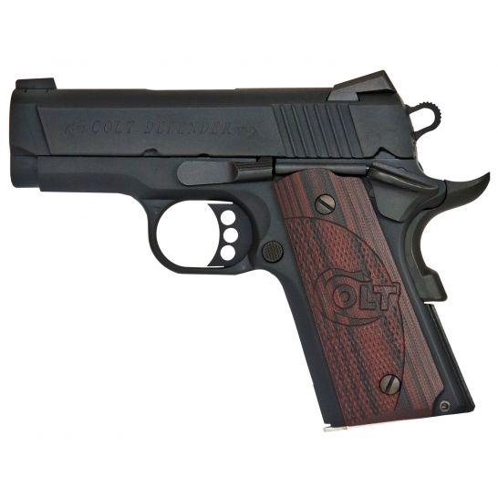 colt defender .45 handgun
